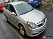 2007 VAUXHALL VECTRA SRI CDTI SILVER *SPARES OR REPAIRS for Sale