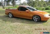 Classic VU Holden Commodore Ute for Sale