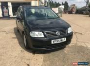 Volkswagen Touran 1.9TDI ( 103bhp ) ( 7st ) S - 2005 05 for Sale