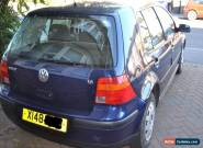 VW golf MK4 SE 1.6  for Sale