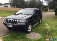 Grand Jeep Cherokee 2002 for Sale