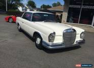 1965 Mercedes-Benz 200-Series SE for Sale