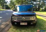 "Classic 2006 Nissan Cube ""Conron"" with Leather Seats for Sale"