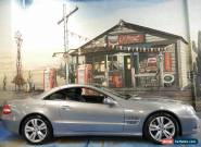 2008 Mercedes-Benz SL500 R230 MY09 Grey Automatic 7sp A Roadster for Sale