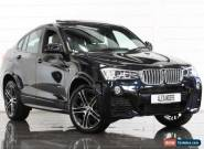 2014 BMW X4 XDrive35D M Sport Auto Diesel black Automatic for Sale