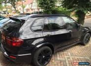 BMW X5 3.0D, X40drive, twin turbo, 7 seater, M Sport, Black, Quick Sale for Sale