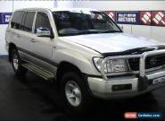 2002 TOYOTA LANDCRUISER GXL 4x4 AMJ86J for Sale