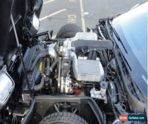 Classic Chevrolet: Corvette Callaway for Sale