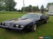 Pontiac: Firebird T-Top for Sale