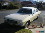 Holden Kingswood HQ 1972 sedan for Sale