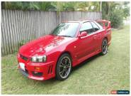 Nissan Skyline R34 GTT for Sale