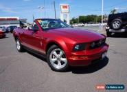 2007 Ford Mustang Premium Convertible for Sale