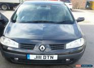 2003 (53) RENAULT MEGANE EXPRESSION 16V BLACK for Sale