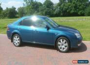 2007 FORD MONDEO GHIA X TDCI 130 BLUE for Sale