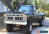 Classic 1977 Ford F-150 Highboy 4WD for Sale