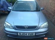 2004 VAUXHALL ASTRA CLUB AUTO SPARES OR REPAIRS for Sale