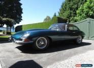 1962 Jaguar E-Type for Sale