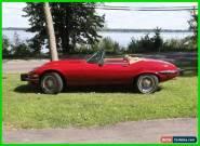 1974 Jaguar E-Type for Sale
