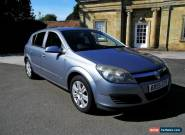 2005 VAUXHALL ASTRA ,4 DOOR,1.4 PETROL,FSH,A1 COND,ONLY 90K NO RESERVE. for Sale
