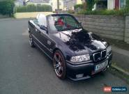 1995 BMW 318 I BLACK CONVERTIBLE PROJECT CAR for Sale