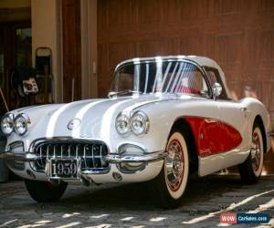 Classic 1959 Chevrolet Corvette for Sale