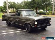 1971 Ford F-100 Sport Custom for Sale