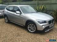 BMW X1 E84 2.0D SE xDRIVE 4x4 with M-SPORT black Leather seats, DAB, Low miles for Sale
