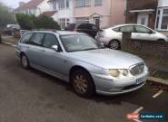 ROVER 75 DIESEL 2002 AUTOMATIC ESTATE for spares and repairs for Sale