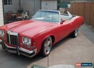 1974 Pontiac Other for Sale