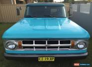 Dodge D100 1970 pickup ute for Sale