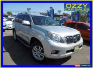 2009 Toyota Landcruiser Prado GRJ150R Kakadu (4x4) Silver Automatic 5sp A Wagon for Sale