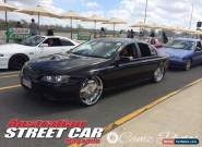 Ford Ba Xr8 supercharged drag drift race  for Sale