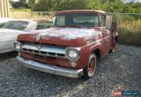 Classic 1957 Ford F-100 for Sale