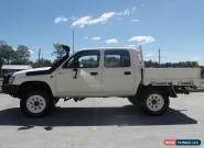 2004 Toyota Hilux LN167R MY04 Manual 5sp M Utility for Sale