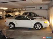 1999 Ford Mustang Convertible for Sale