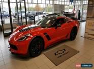 2016 Chevrolet Corvette 3LZ  Z07 for Sale
