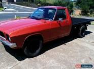 Holden HQ HJ HX  HZ WB 1 Tonner v8 253 Trimatic  for Sale