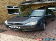 ford focus c max 2006 12 mot may px for Sale