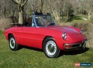 1969 Alfa Romeo Spider for Sale