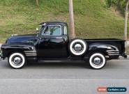 1955 Chevrolet Other Pickups 1/2 Ton for Sale