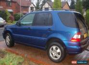 Mercedes Benz ML 270 Cdi for Sale