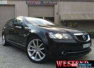 2011 Holden Calais VE II V Black Automatic A Wagon for Sale