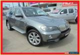 Classic 2008 BMW X5 E70 Grey Automatic A Wagon for Sale