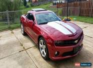 2010 Chevrolet Camaro 2SS RS for Sale