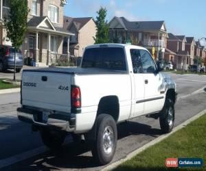 2002 ram 2500 diesel