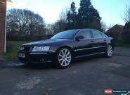 2004 AUDI A8 4.0 V8 TDI QUATTRO AUTO BLUE for Sale