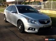 Holden Cruze Sri/v 2012 1.4 turbo  6spd manual  for Sale