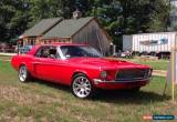 Classic 1968 Ford Mustang GT COUPE for Sale