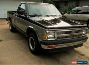 1992 Chevrolet S-10 for Sale