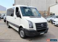 2010 Volkswagen Crafter 100TDi 35 White Automatic A Van for Sale